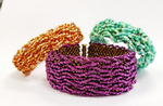 NEW Waves Bracelet - Saturday 27th May 2017 10.30am to 4.30pm  - Jewellery Making Class